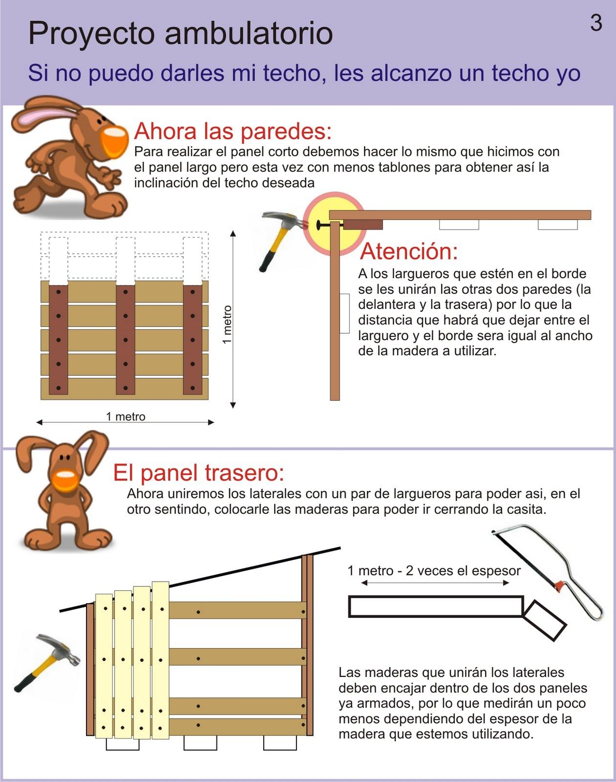 Como hacer una casa de perro facil imagui for Hacer planos facil