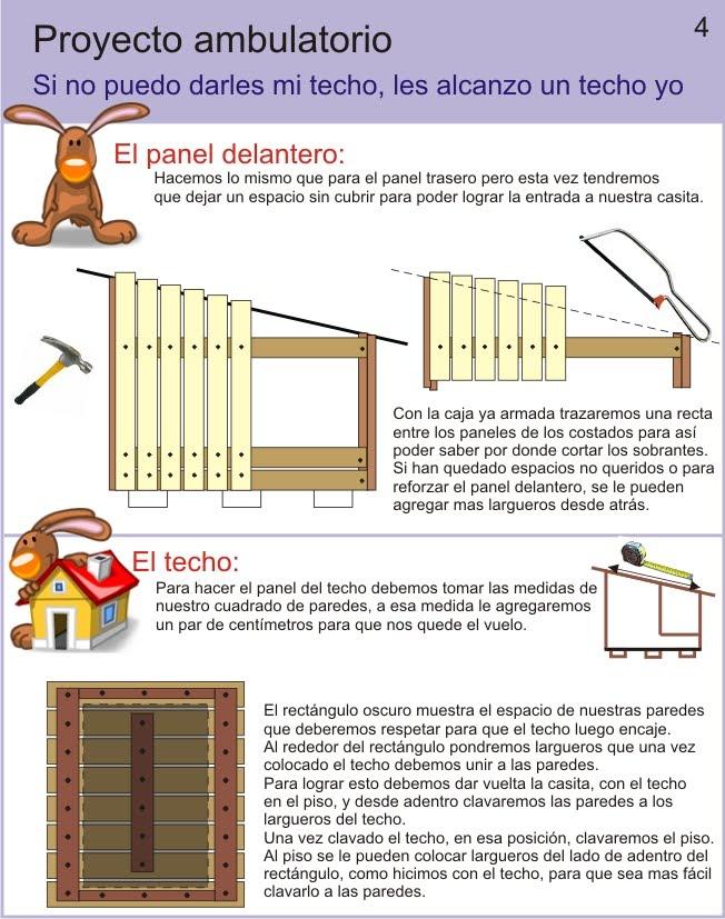 Planos para hacer casas para perros en tu hogar bit cora for Como hacer un plano de mi casa