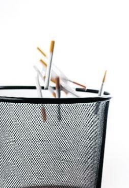 Que añadir en los cigarrillos para dejar fumar